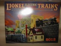 Lionel Catalogue 2013